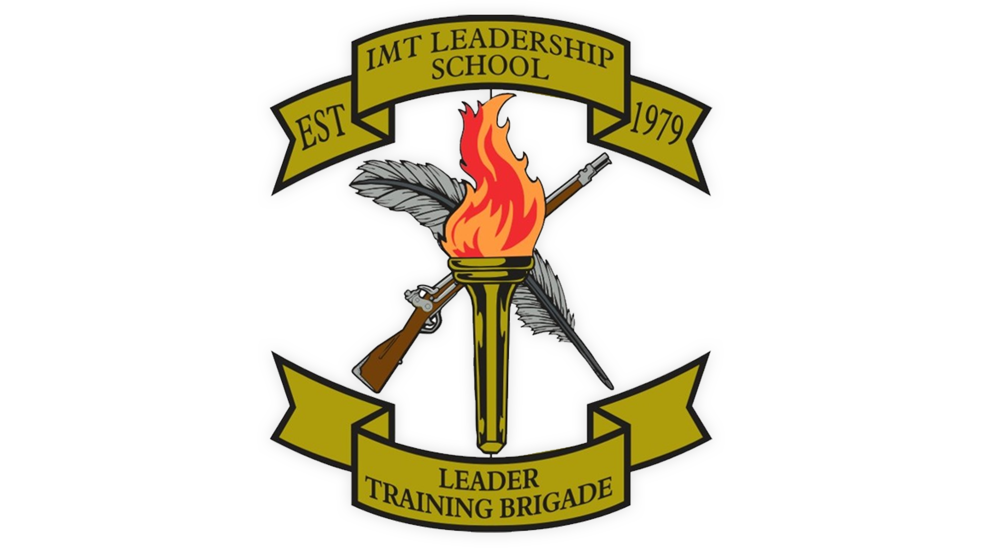 School line leader clipart graphic royalty free Initial Military Training Leadership School graphic royalty free