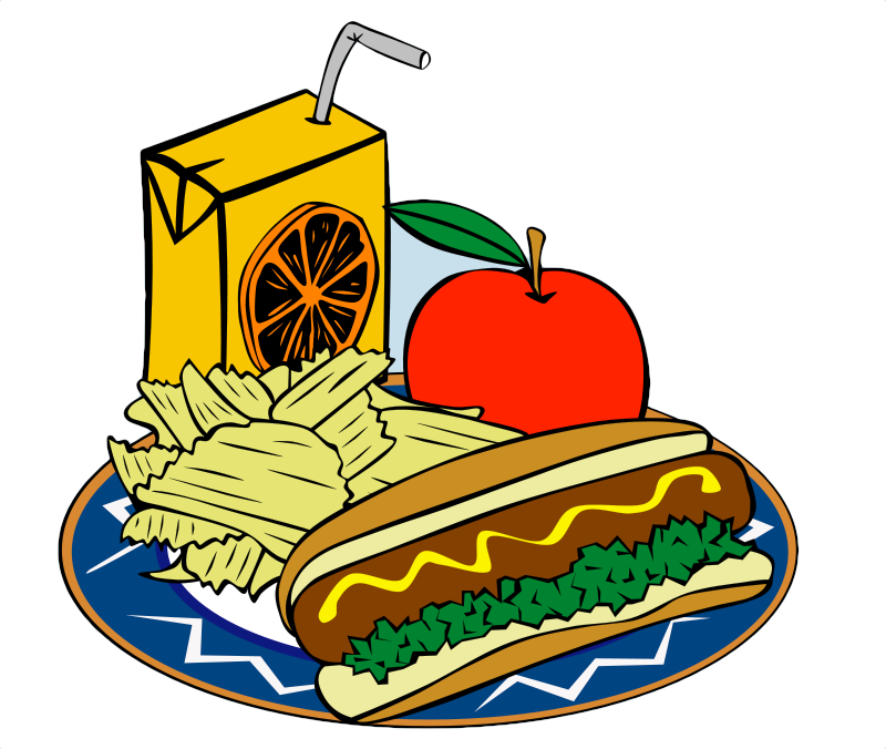 School lunch line clipart vector freeuse library Tapteal Elementary School Food & Menu Information vector freeuse library