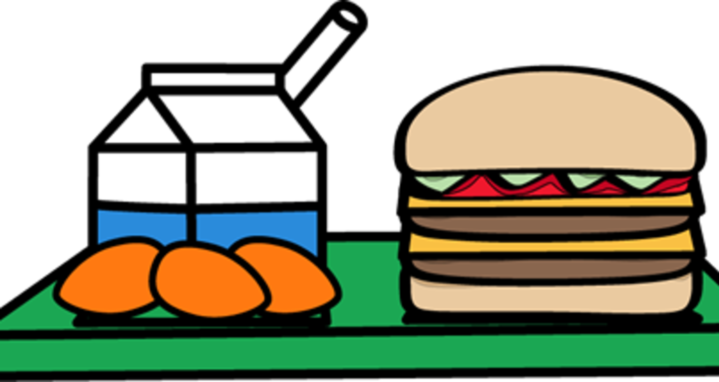 School lunch tray clipart png black and white download Hot Lunch | Mountain Elementary png black and white download