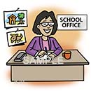 School main office clipart clip art transparent library News and Events: Welcome Back! clip art transparent library