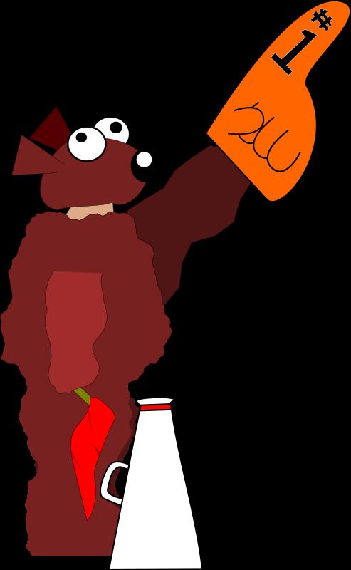 School mascot clipart free graphic download Mascot clipart | ClipartMonk - Free Clip Art Images graphic download