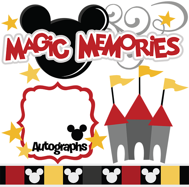 School memories clipart clip black and white download Magic Memories SVG cut files castle svg cut file flourish svg cut ... clip black and white download