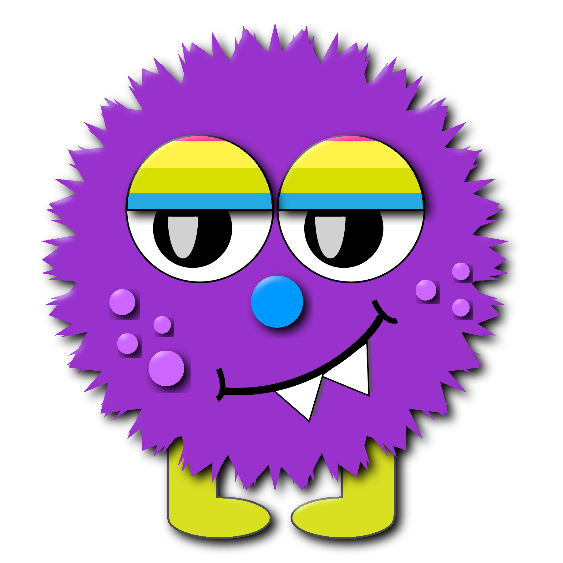 School monster clipart library Monster Clip Art | Clipart Panda - Free Clipart Images | Monstritos ... library