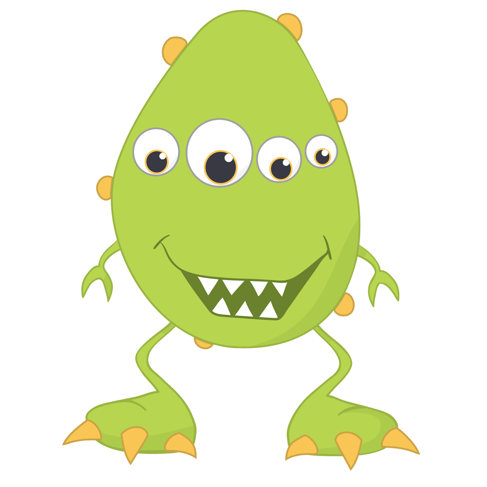 School monster clipart clipart royalty free library Class Dojo Clipart - Free Clip Art - Clipart Bay clipart royalty free library