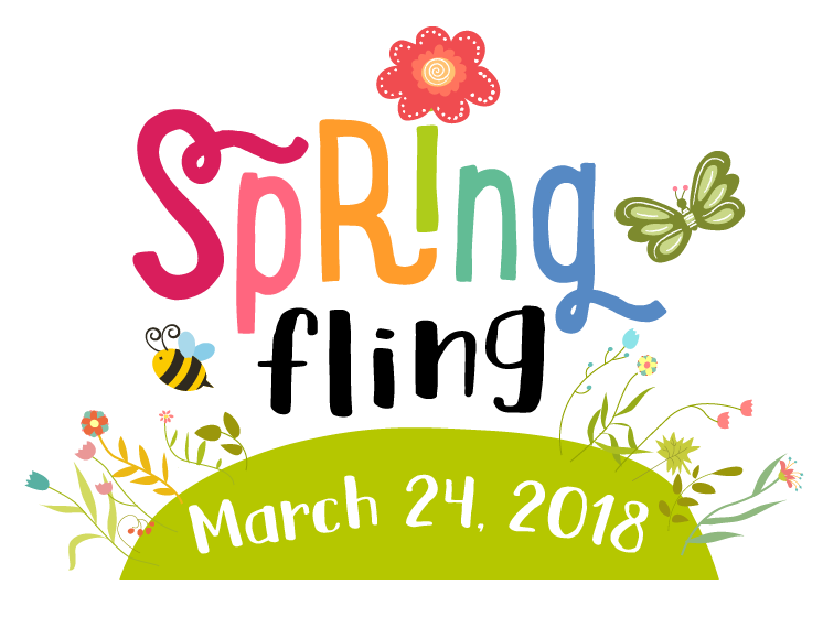School newsletter clipart svg black and white library SpringFling Auction Newsletter - Montessori de Terra Linda School svg black and white library