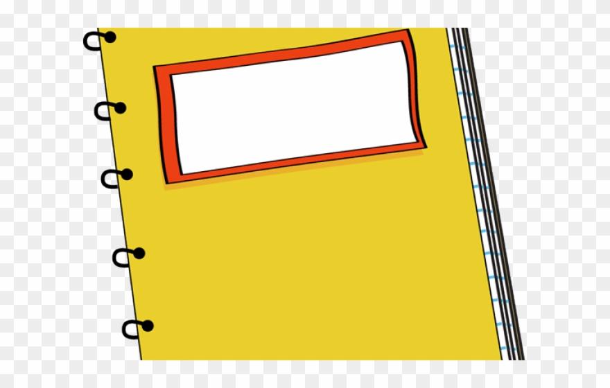 School notebook clipart jpg transparent stock Notebook Clipart - School Handbook - Png Download - Clipart ... jpg transparent stock