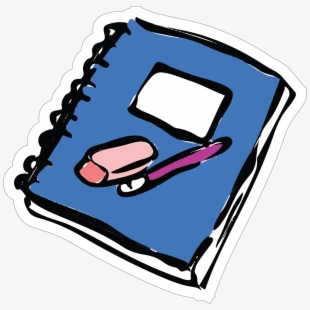 School notebook cliparts image transparent library Notebook Clipart School Notebook - Language Arts Notebook ... image transparent library