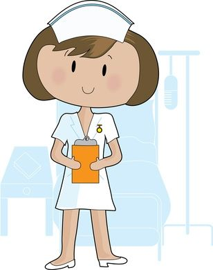 School nurse cartoon clipart banner royalty free download School Nurse Clipart Monthly Of The Duties - Clipart1001 ... banner royalty free download
