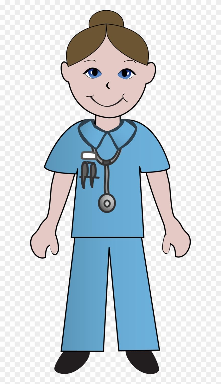 School nurse cartoon clipart svg royalty free download Free Clip Art School Nurse Clipart Image - Clip Art Cute ... svg royalty free download