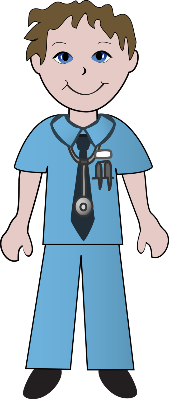 School nurse clipart black and white svg royalty free Free Nurse Clip Art Pictures - Clipartix svg royalty free