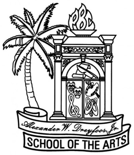 School of the arts clipart clip art library library Alexander W. Dreyfoos School of the Arts | Dreyfoos School ... clip art library library