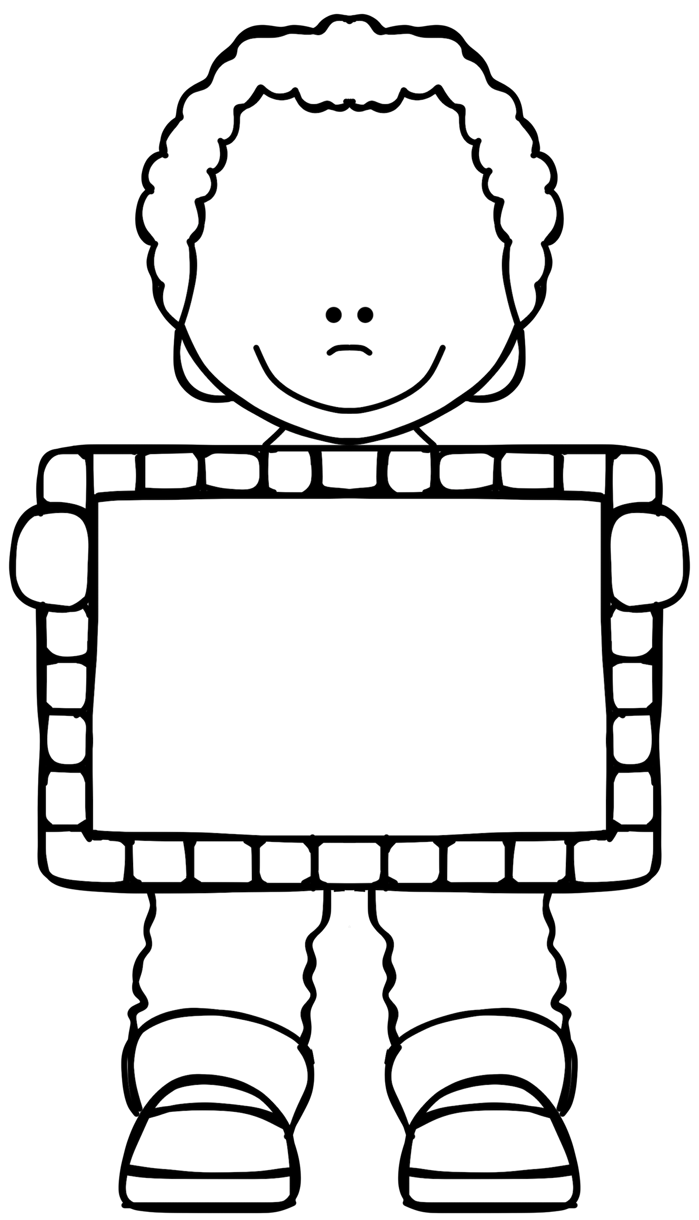 School outline clipart png free library Pin by Vickie Wilson on Kindergarten pattern templates | Pinterest ... png free library