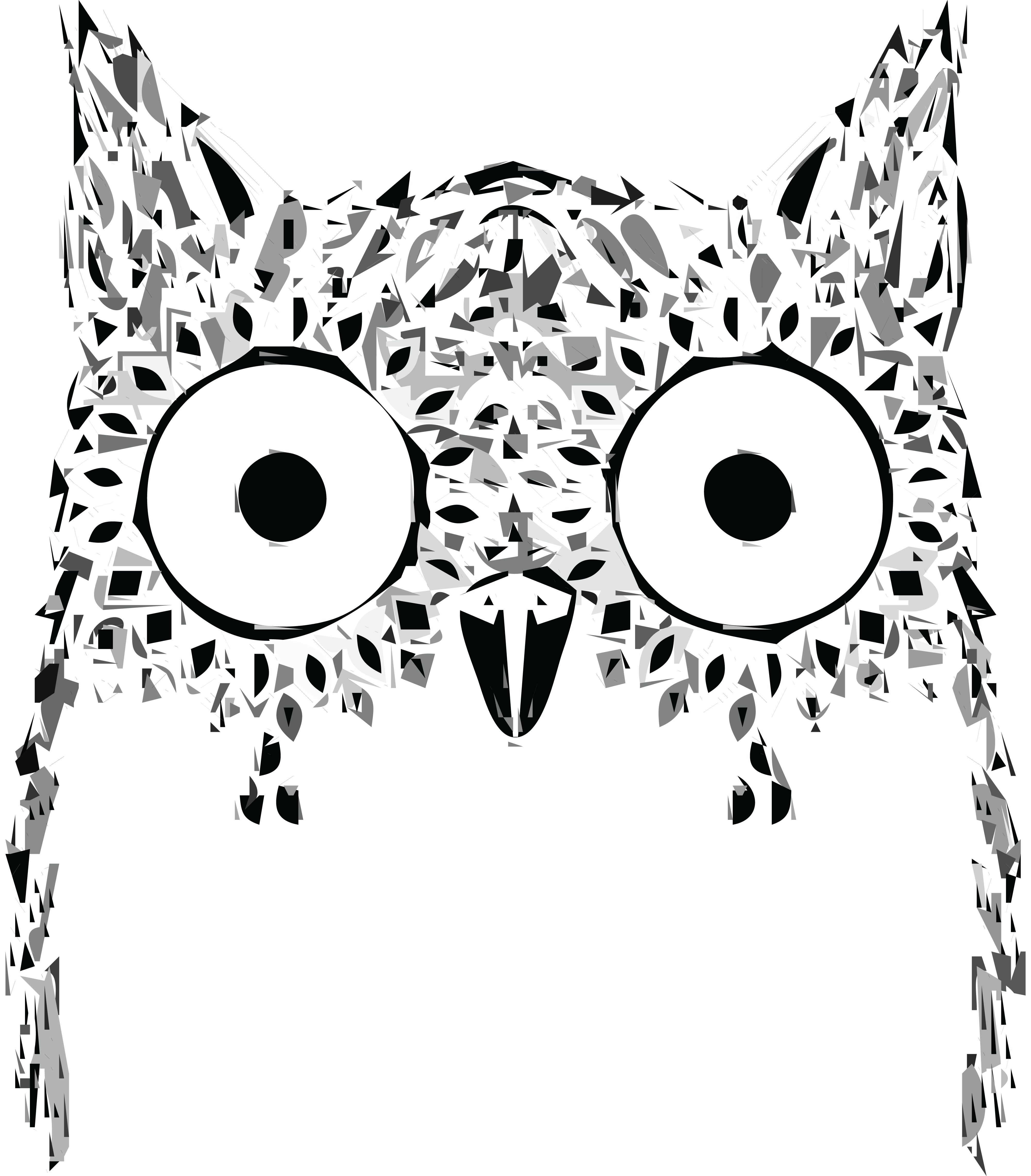 School owl clipart black and white jpg royalty free download Owl Face Drawing at GetDrawings.com | Free for personal use Owl Face ... jpg royalty free download