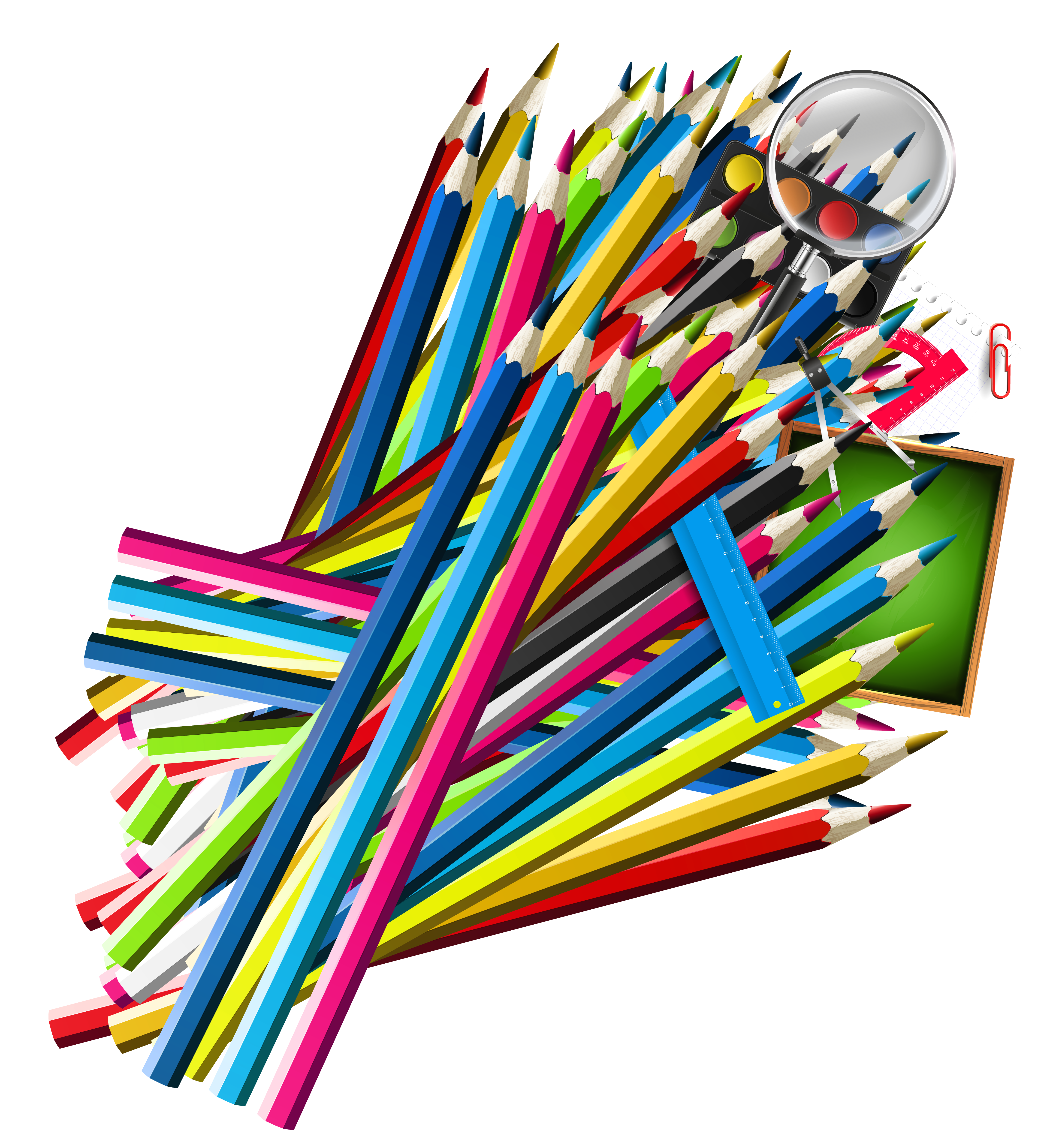 School pencil clipart clip art download School Pencil Decor PNG Clipart | Gallery Yopriceville - High ... clip art download