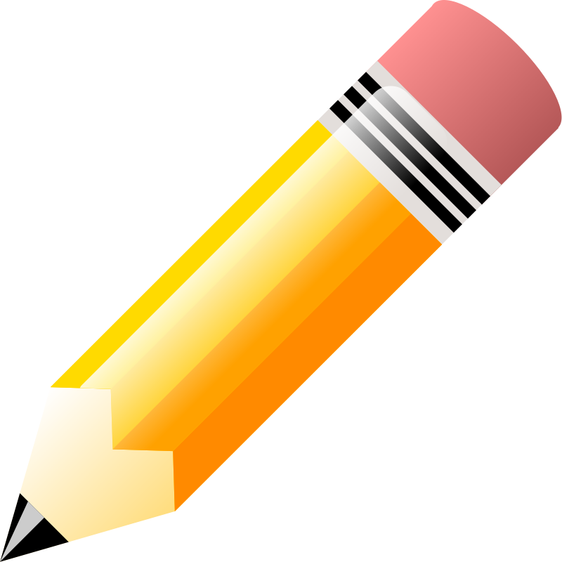 School technology clipart png free Pencil | Free Stock Photo | Illustration of a pencil | # 14223 png free