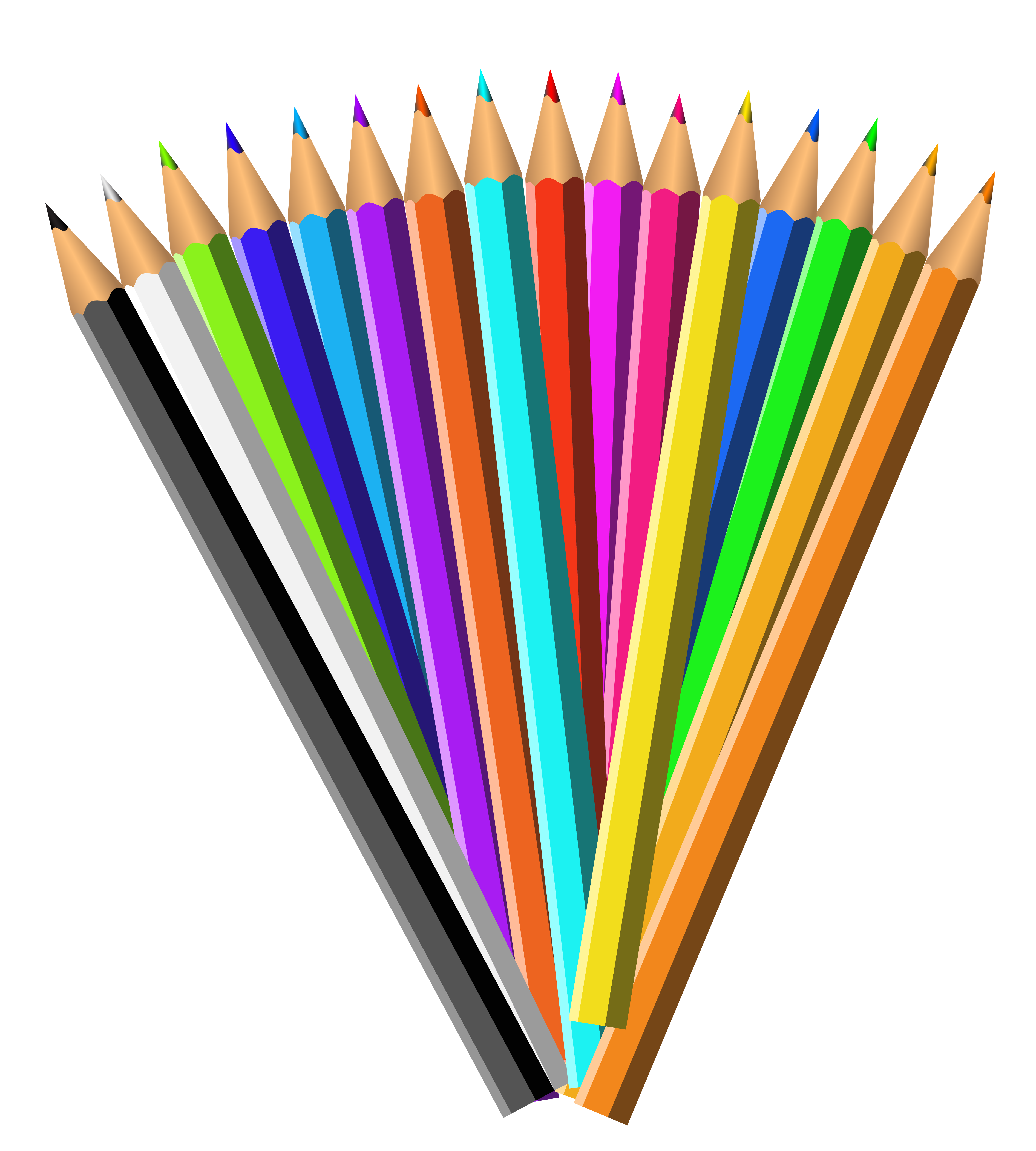 School pencils clipart jpg Pencils PNG Clipart Transparent Image | Gallery Yopriceville - High ... jpg