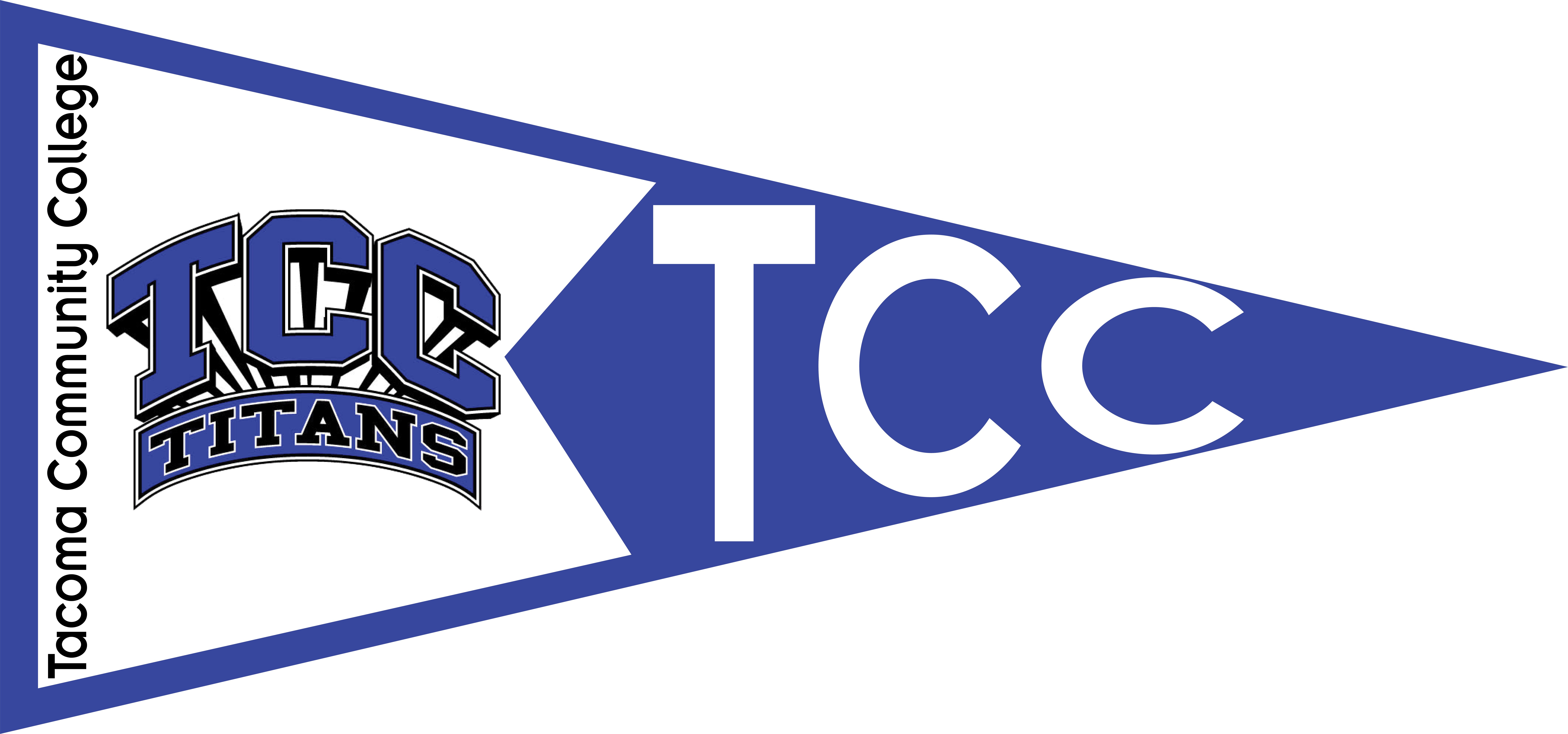 School pennant clipart clip Tacoma Community College Pennant | GEAR UP clip