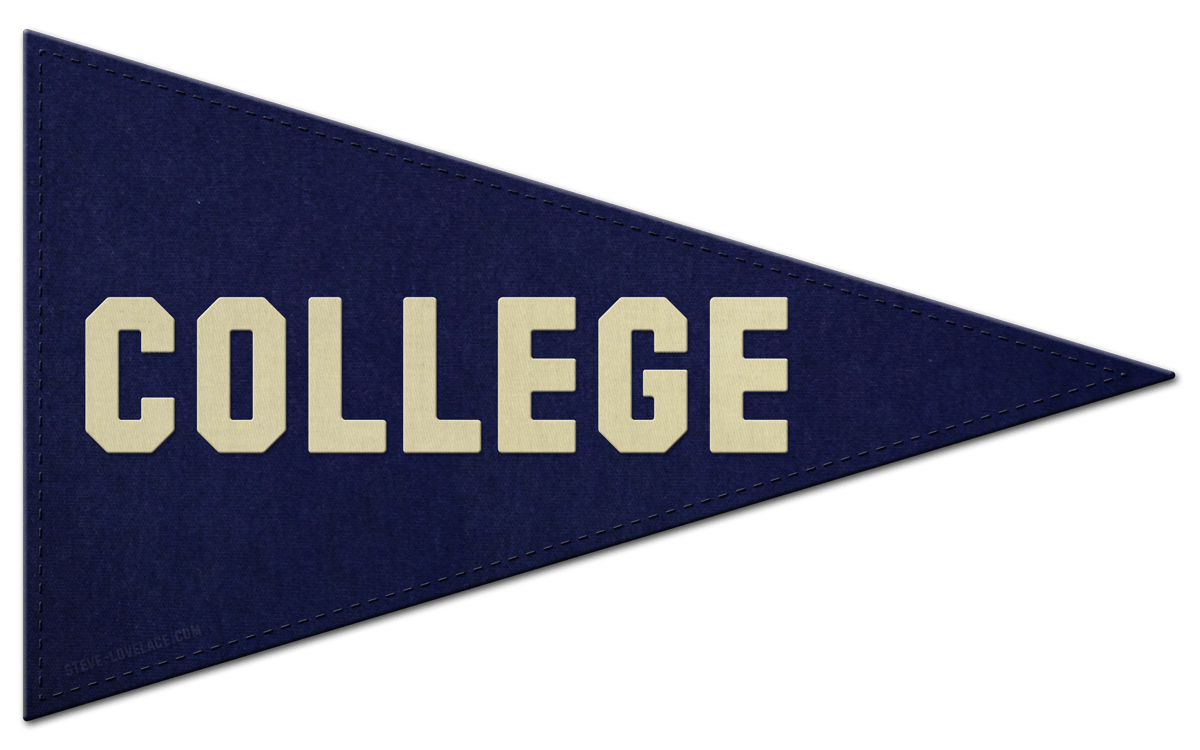 School pennant clipart picture black and white library College Pennant Clipart | Free download best College Pennant Clipart ... picture black and white library