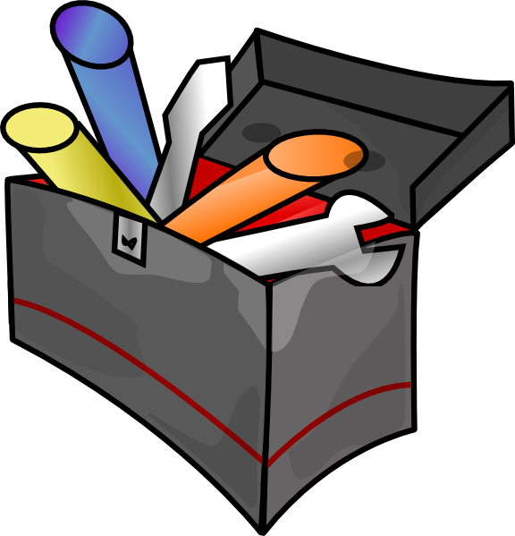 School psychology toolbox clipart vector royalty free stock Free Cartoon Pictures Of Tools, Download Free Clip Art, Free ... vector royalty free stock