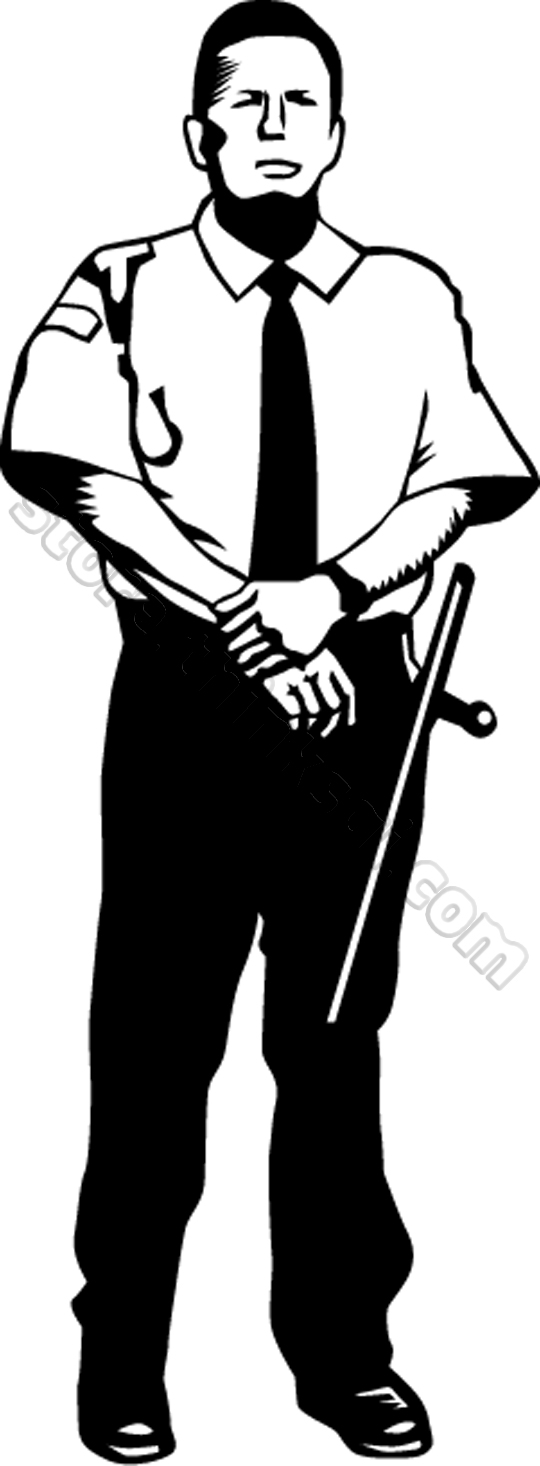 School security clipart image royalty free stock Free Security Guard Clip Art – Clipart Free Download image royalty free stock