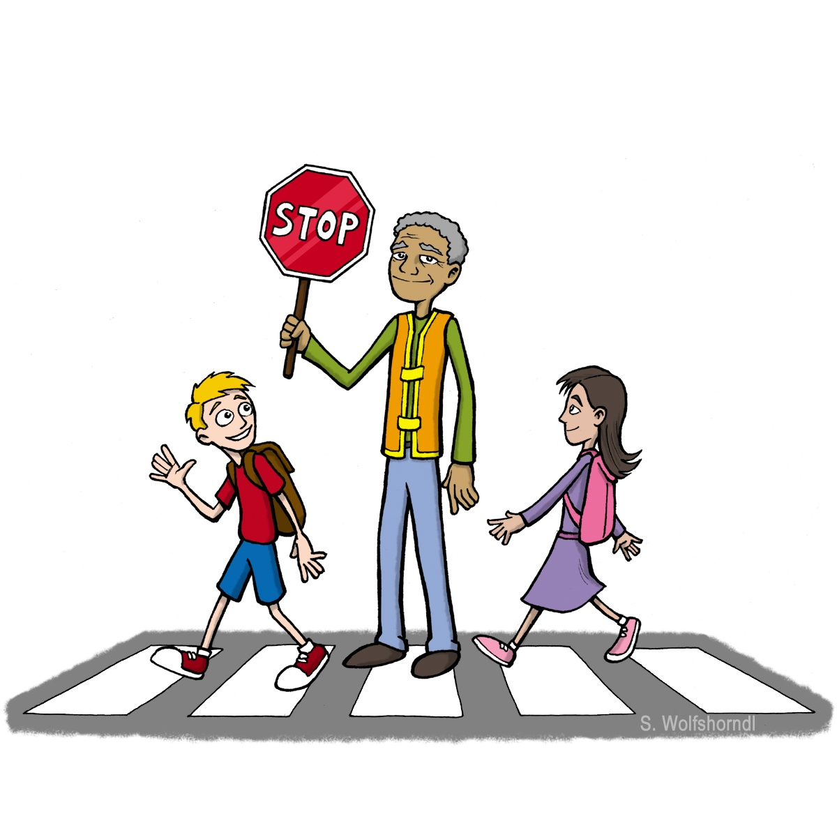 School security clipart png free stock Free Clip Art School Security – Clipart Free Download png free stock