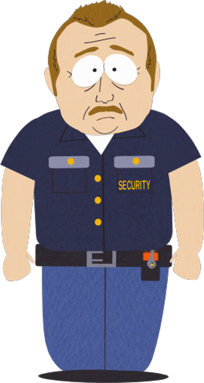 School security guard clipart graphic free download Security Guard | South Park Archives | FANDOM powered by Wikia graphic free download