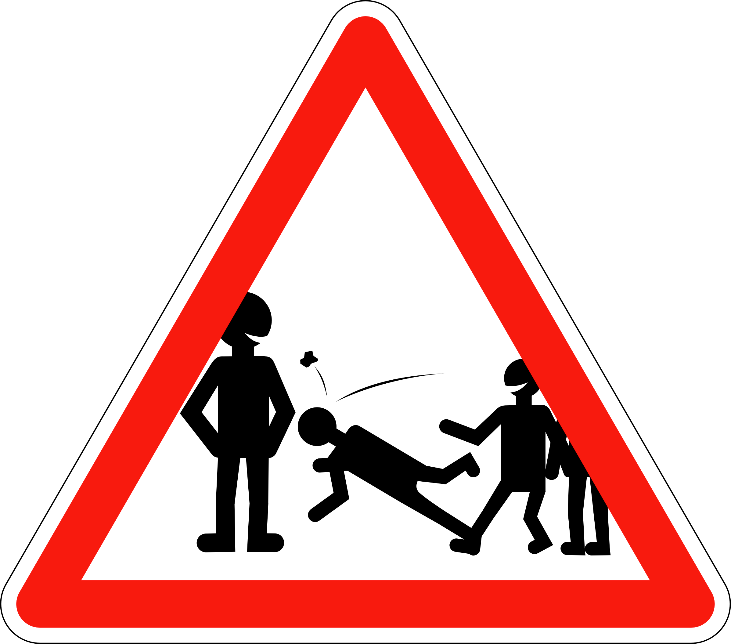 School sign clipart svg library Clipart - School violence svg library