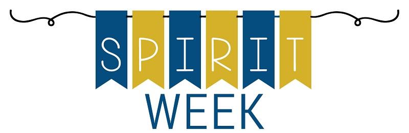 School spirit week clipart