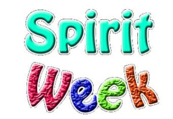 School spirit week clipart graphic Spirit Week Oct. 9th-13th   Pulaski Community SD graphic
