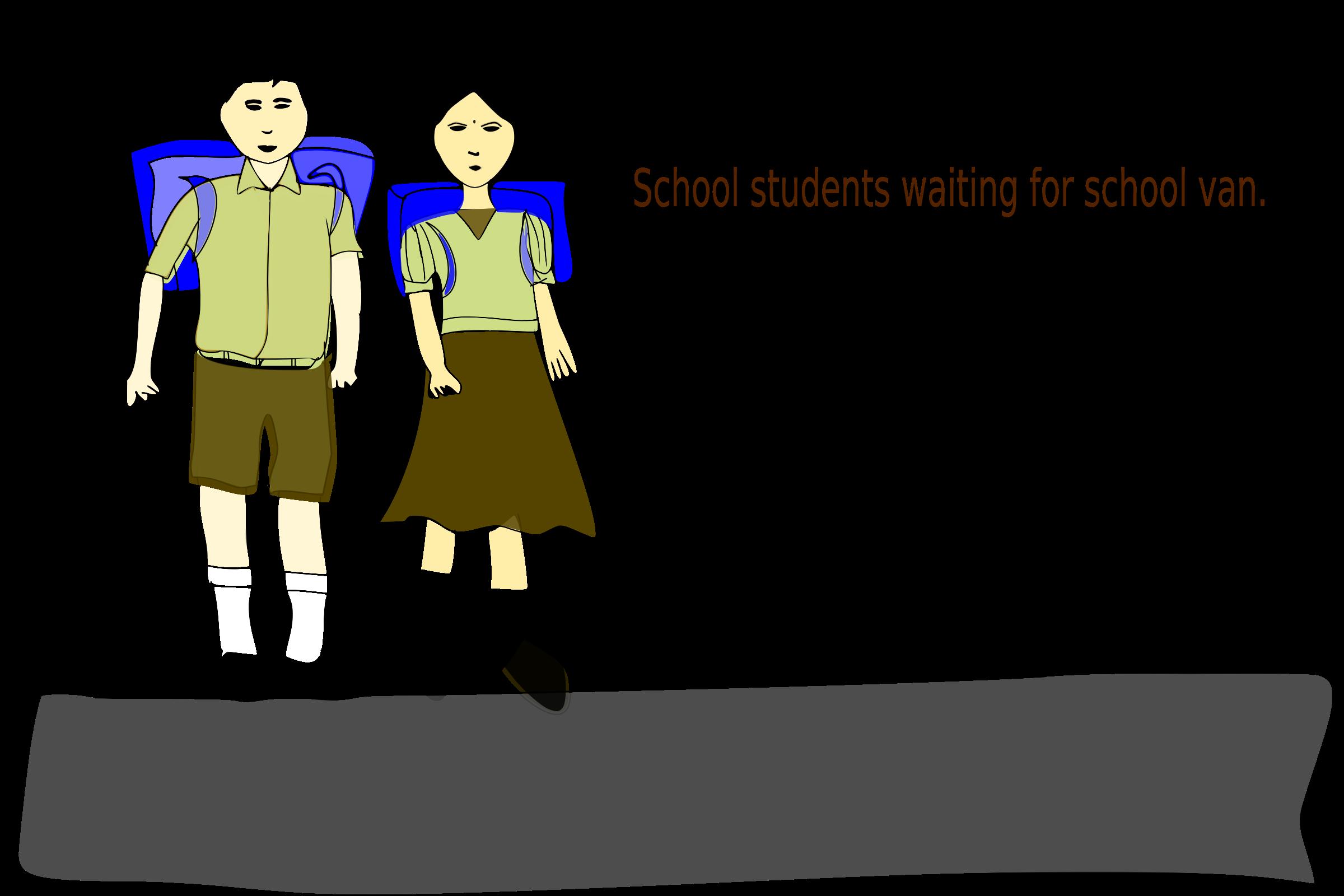 School students clipart jpg stock Clipart - School Students jpg stock