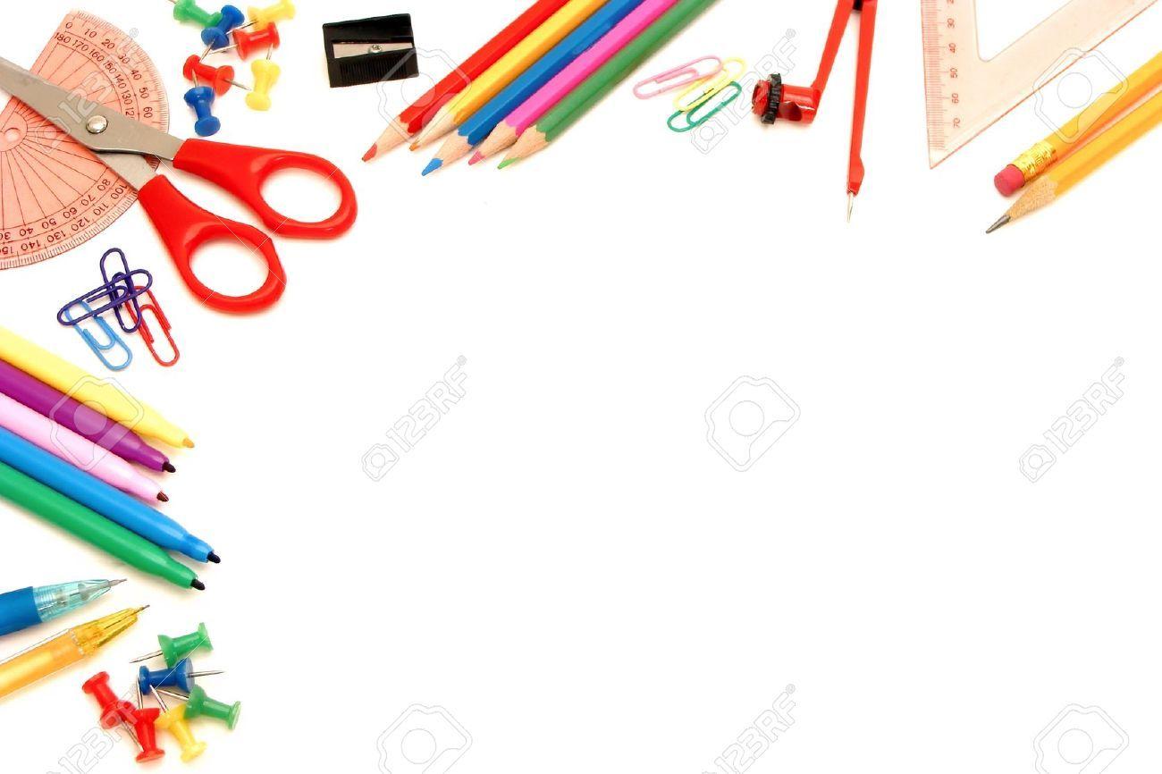 School supplies background clipart clip transparent library school-supplies-background-clipart-18 – ОШ \