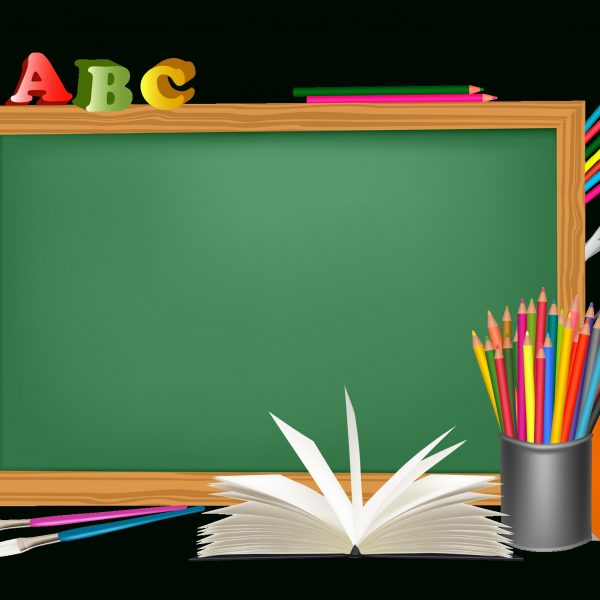 School supplies background clipart clip art transparent stock School Supplies Background Clipart – Crafts And Arts in ... clip art transparent stock
