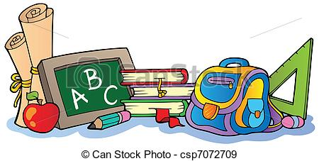 School supplies clipart graphics jpg freeuse download Clipart Of School Supplies & Of School Supplies Clip Art Images ... jpg freeuse download