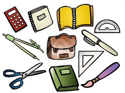 School supplies clipart graphics royalty free stock School supplies clipart free images 7 – Gclipart.com royalty free stock