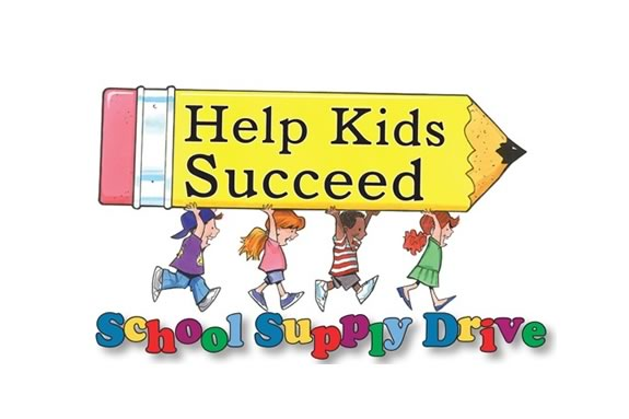 School supplies drive clipart jpg black and white download School Supply Drive for North Shore Kids | North Shore Kid ... jpg black and white download