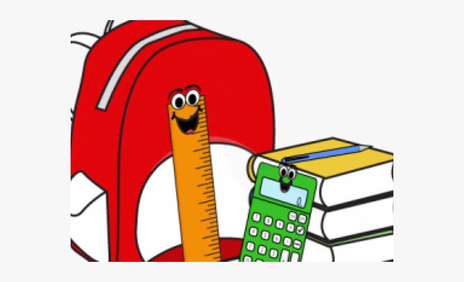 School supplu clipart banner freeuse download School Supplies Clipart Png #2580322 - Free Cliparts on ... banner freeuse download