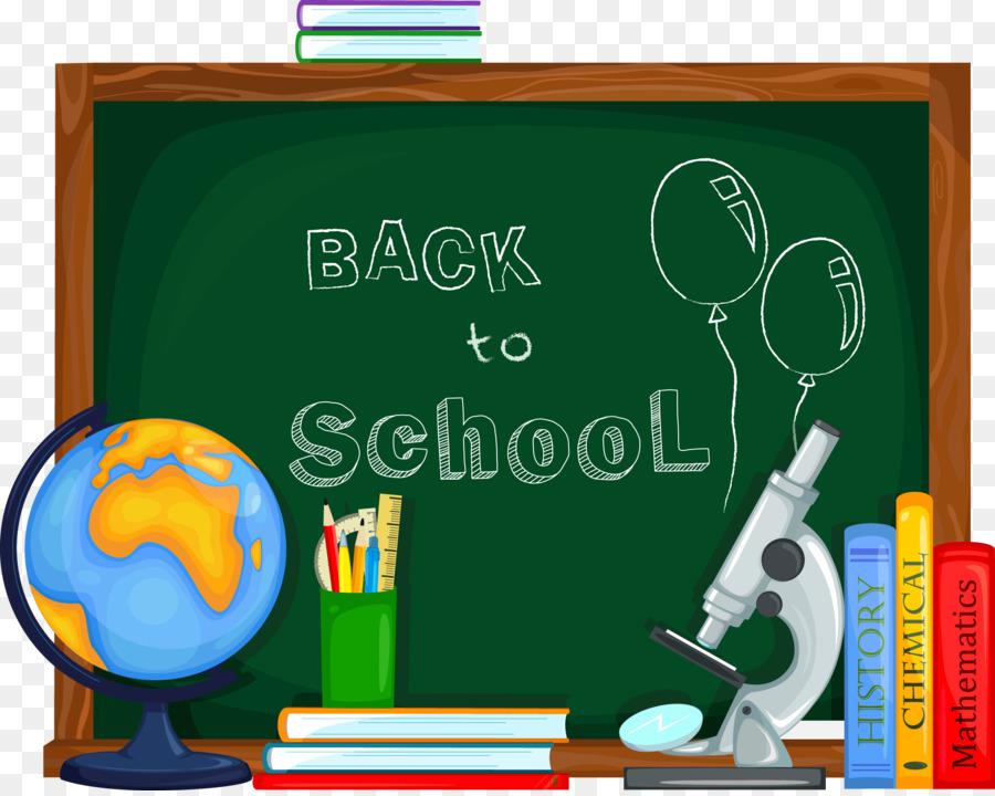 Welcome chalkboard clipart free jpg Back To School School Background png download - 2040*1620 ... jpg