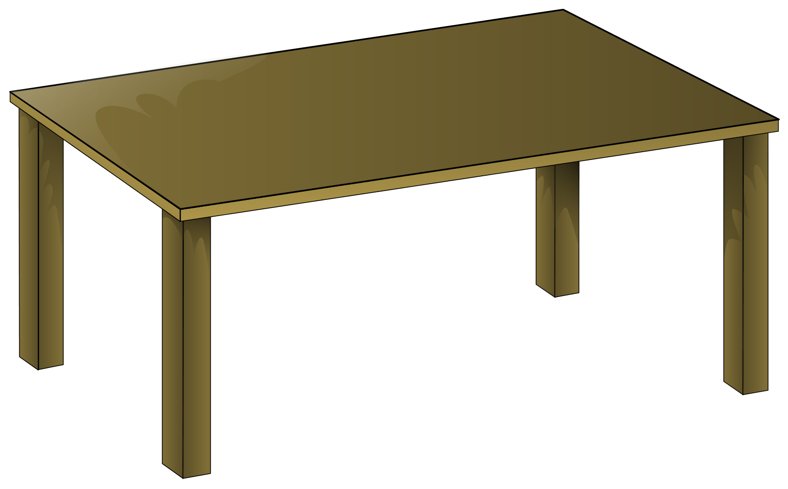 School tables clipart vector library library 33+ Amazing School Table vector library library