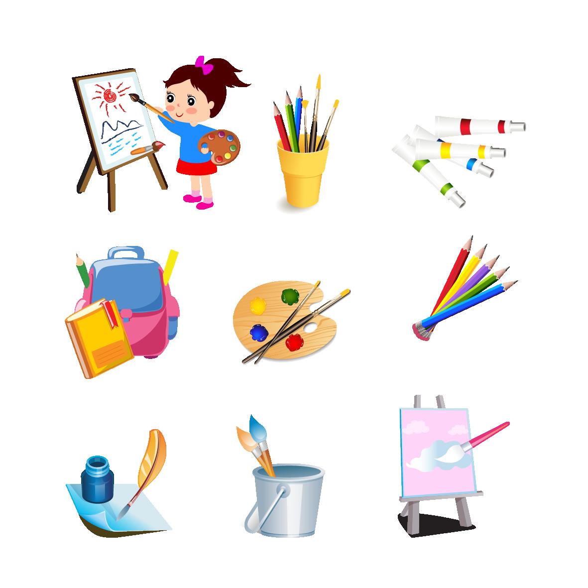 School tools clipart clip transparent stock Tools Clip Art Drawing at GetDrawings.com | Free for personal use ... clip transparent stock