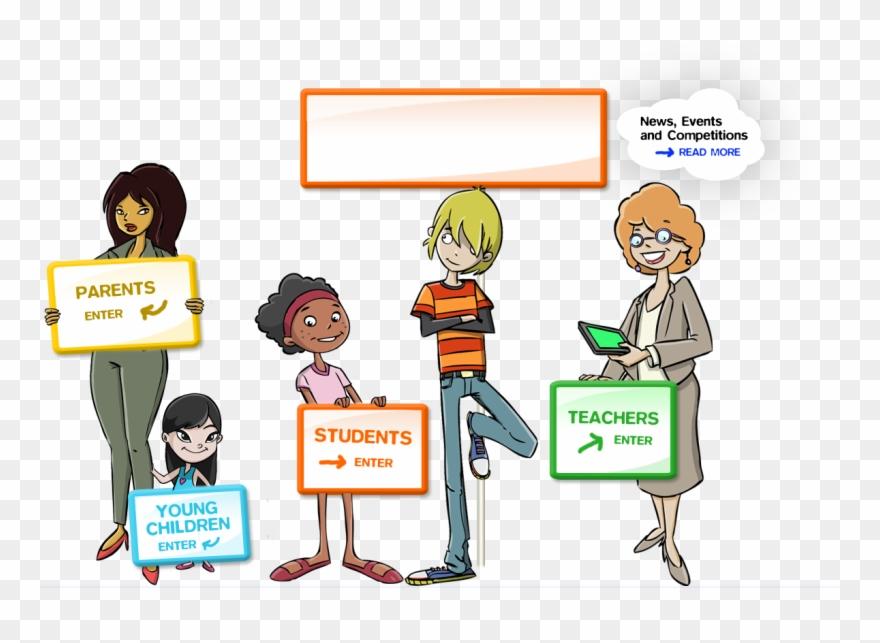 School violence clipart png transparent stock Cartoon Clipart School Bullying - Violence In Schools ... png transparent stock