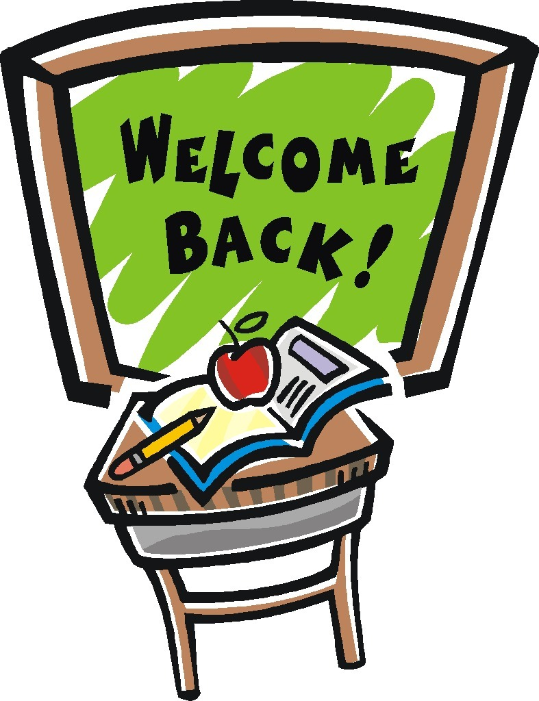 School welcome back clipart image royalty free Free Welcome Back To School Signs, Download Free Clip Art ... image royalty free