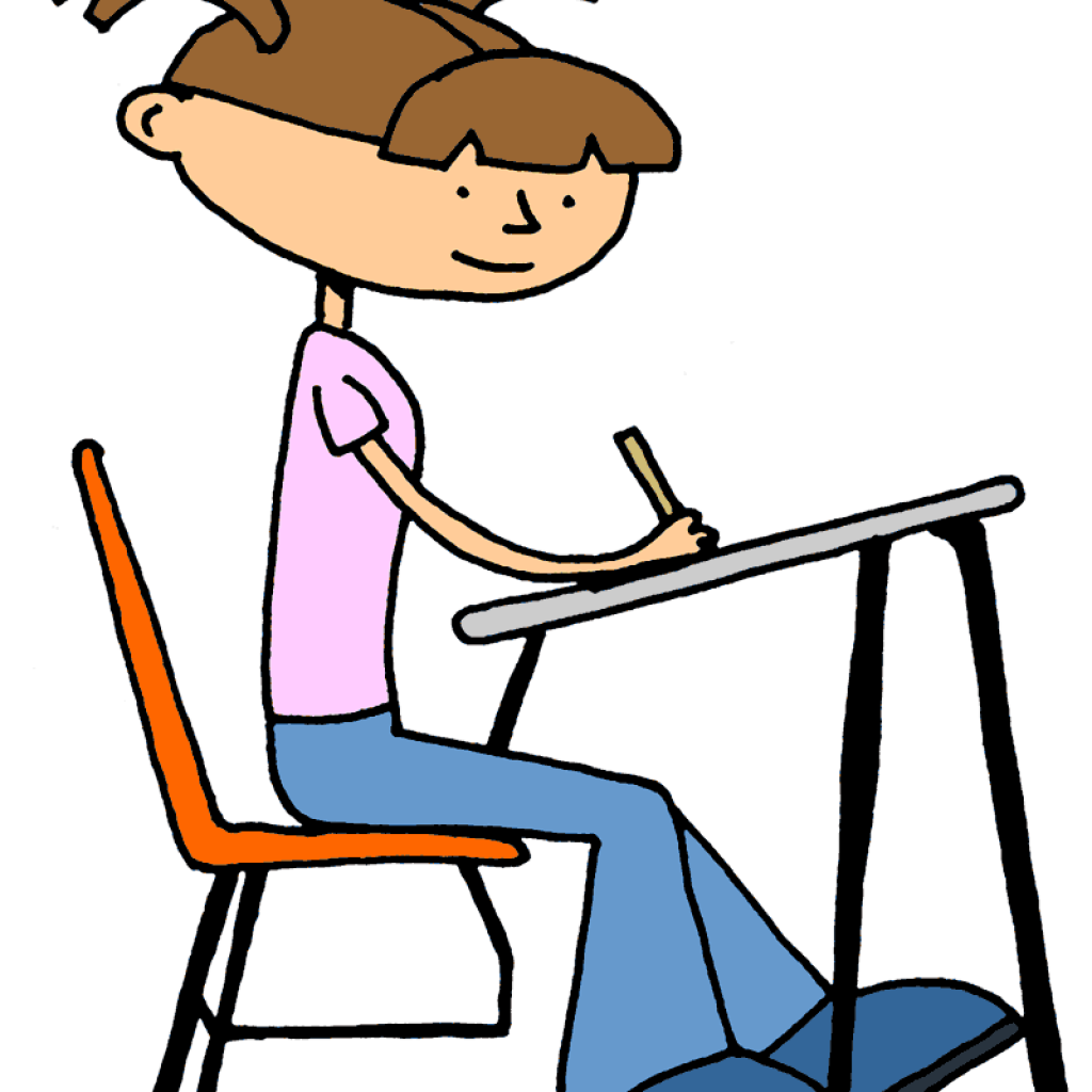 School work clipart picture freeuse download Student Working Clipart baby clipart hatenylo.com picture freeuse download