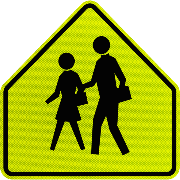 School zone sign clipart graphic black and white library Road Sign Arrow Png. Beautiful Dark Green Left Arrow Sign Vector Png ... graphic black and white library