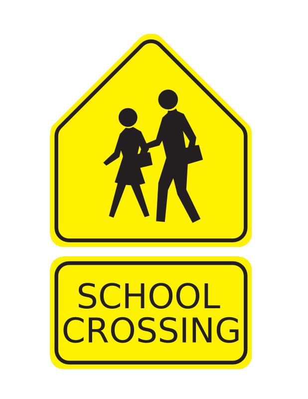 School zone sign clipart transparent download Yield Sign Clip Art - Cliparts.co transparent download
