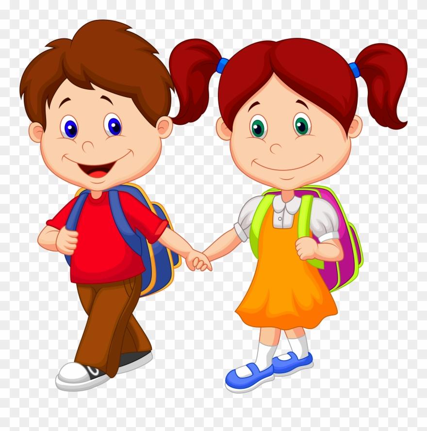 Schoolchildren clipart image black and white download Age X School Children Clipart Png Transparent 276340 Perfect ... image black and white download