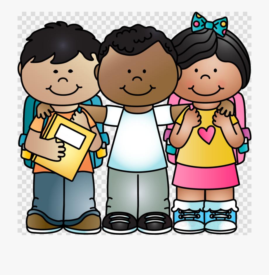Schoolkids clipart png freeuse Children Clipart School - Back To School Kids Clip Art ... png freeuse