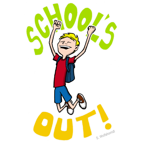 Schools out clipart clipart library Schools Out Clipart - Clipart Kid clipart library