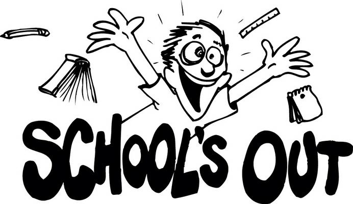 Schools out clipart image library download Summer Is Almost Over Clipart - Clipart Kid image library download