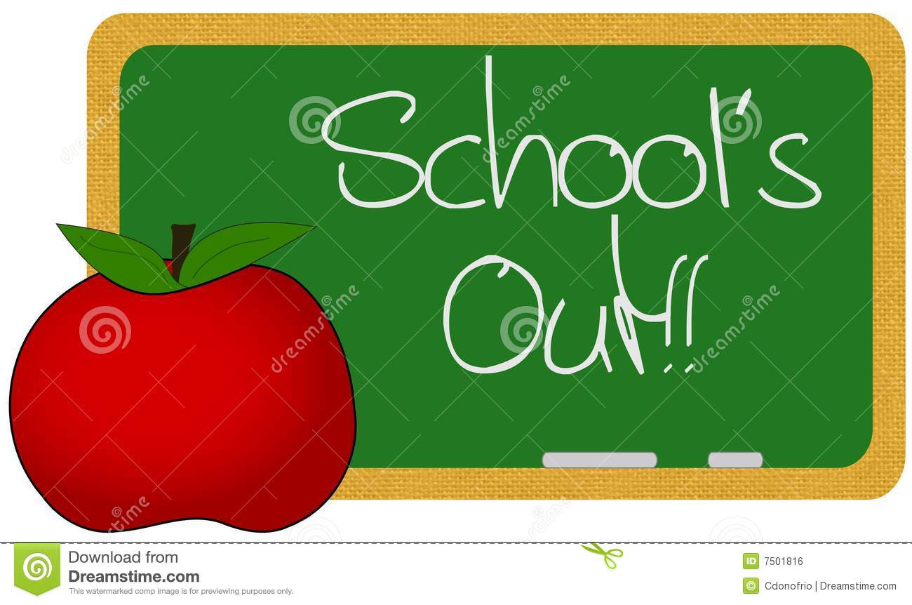 Schools out clipart vector library School's Out Stock Illustrations – 1,658 School's Out Stock ... vector library
