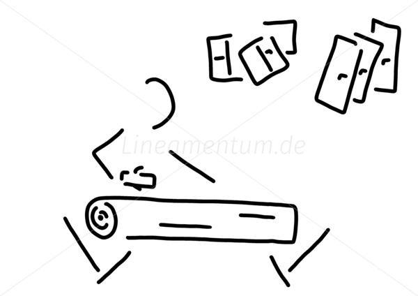Schreiner bei der arbeit clipart image black and white download Arbeit und Berufe - schreiner holzbau - Ferdinand Wedler | Bildarchiv image black and white download